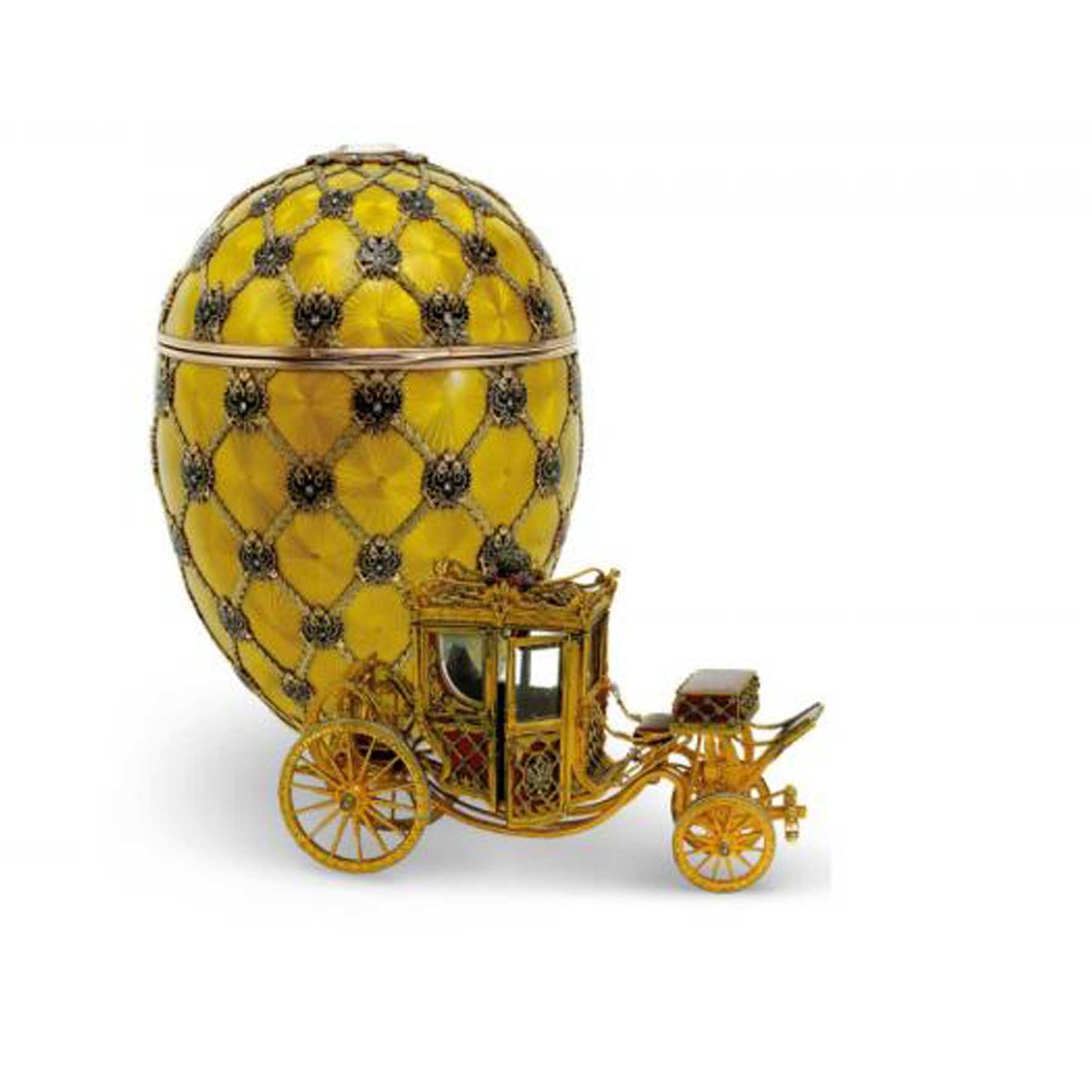 FABERGÉ AT THE VENARIA REALE. THE JEWELRY OF THE LAST CZARS