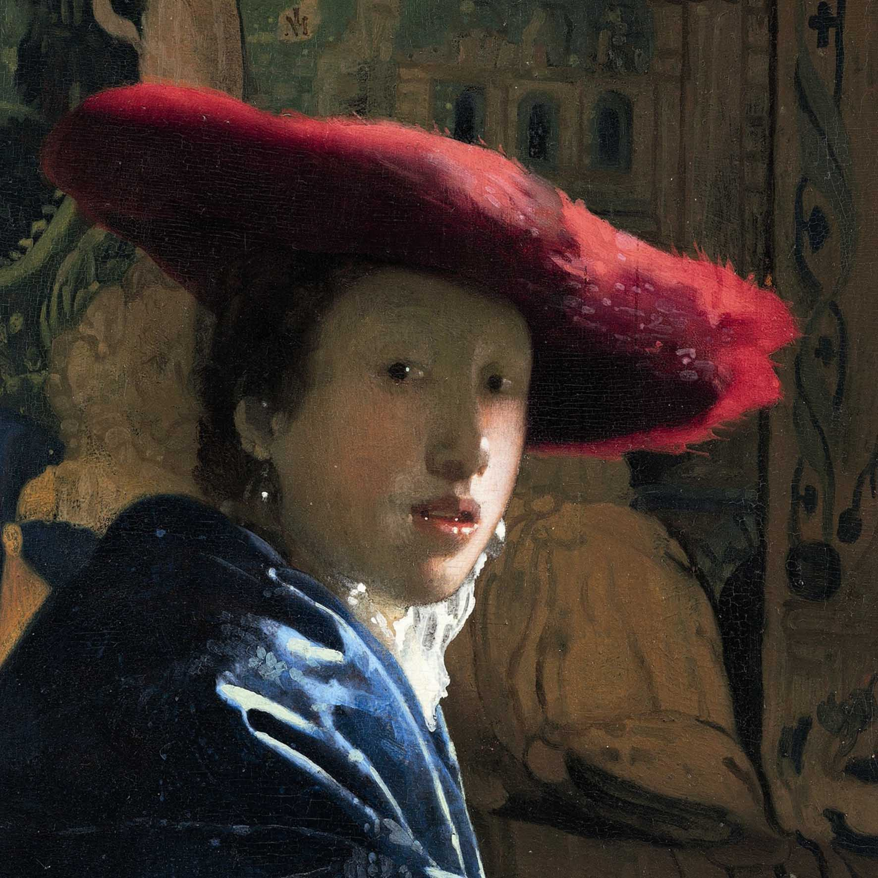 VERMEER. THE GOLDEN AGE OF DUTCH ART