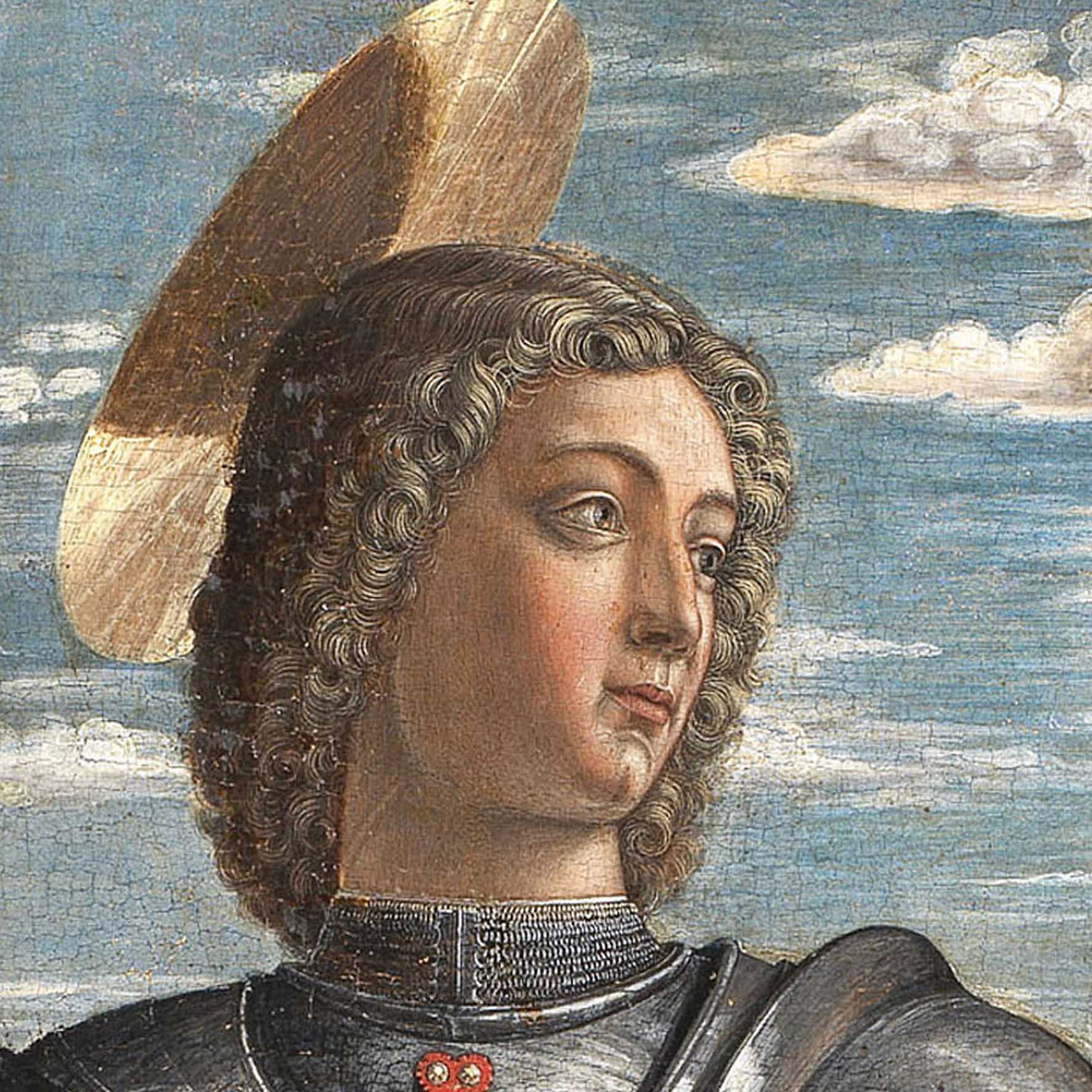 MANTEGNA'S SAINT GEORGE