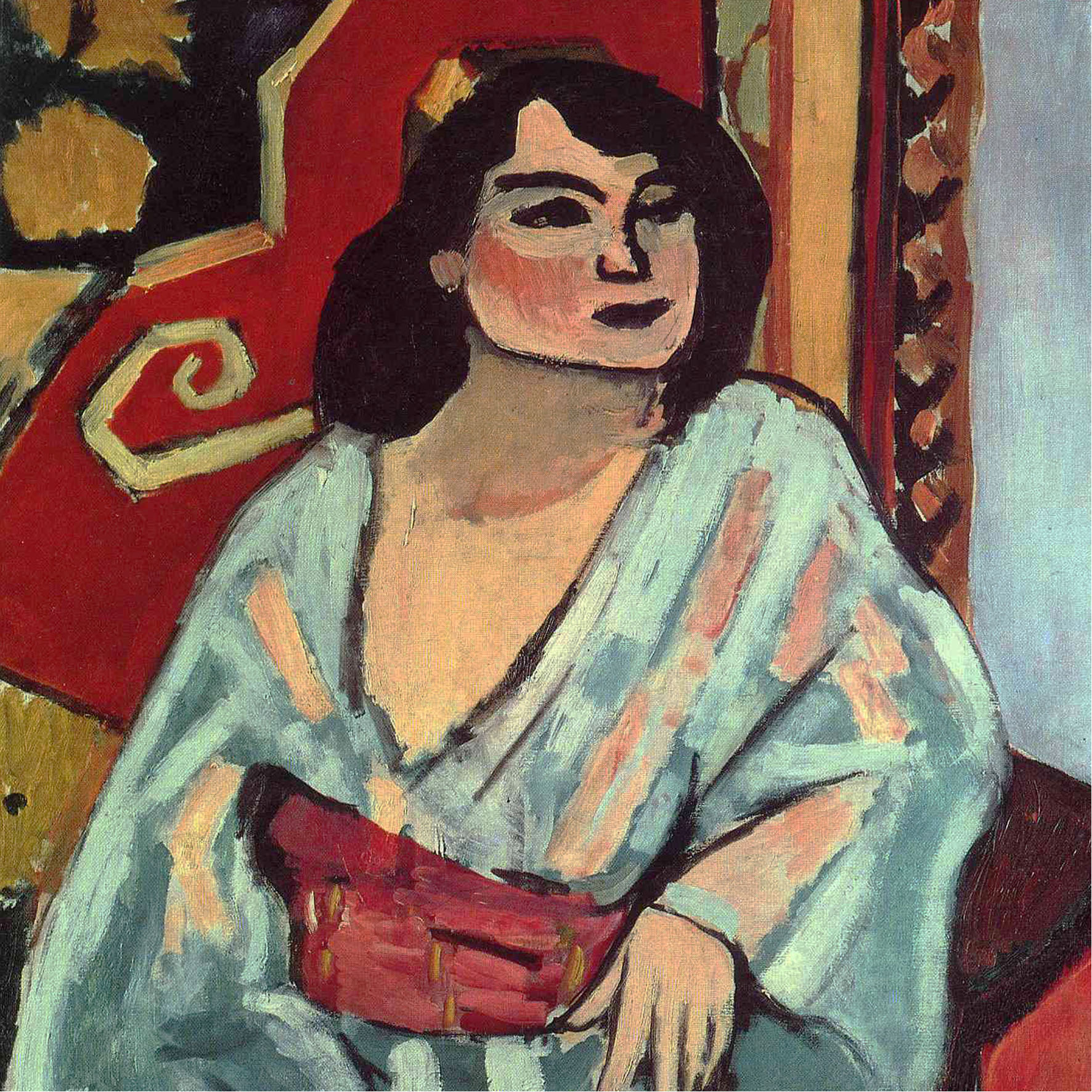 MATISSE IN HIS TIME: MASTERWORKS OF MODERNISM FROM THE CENTRE POMPIDOU, PARIS