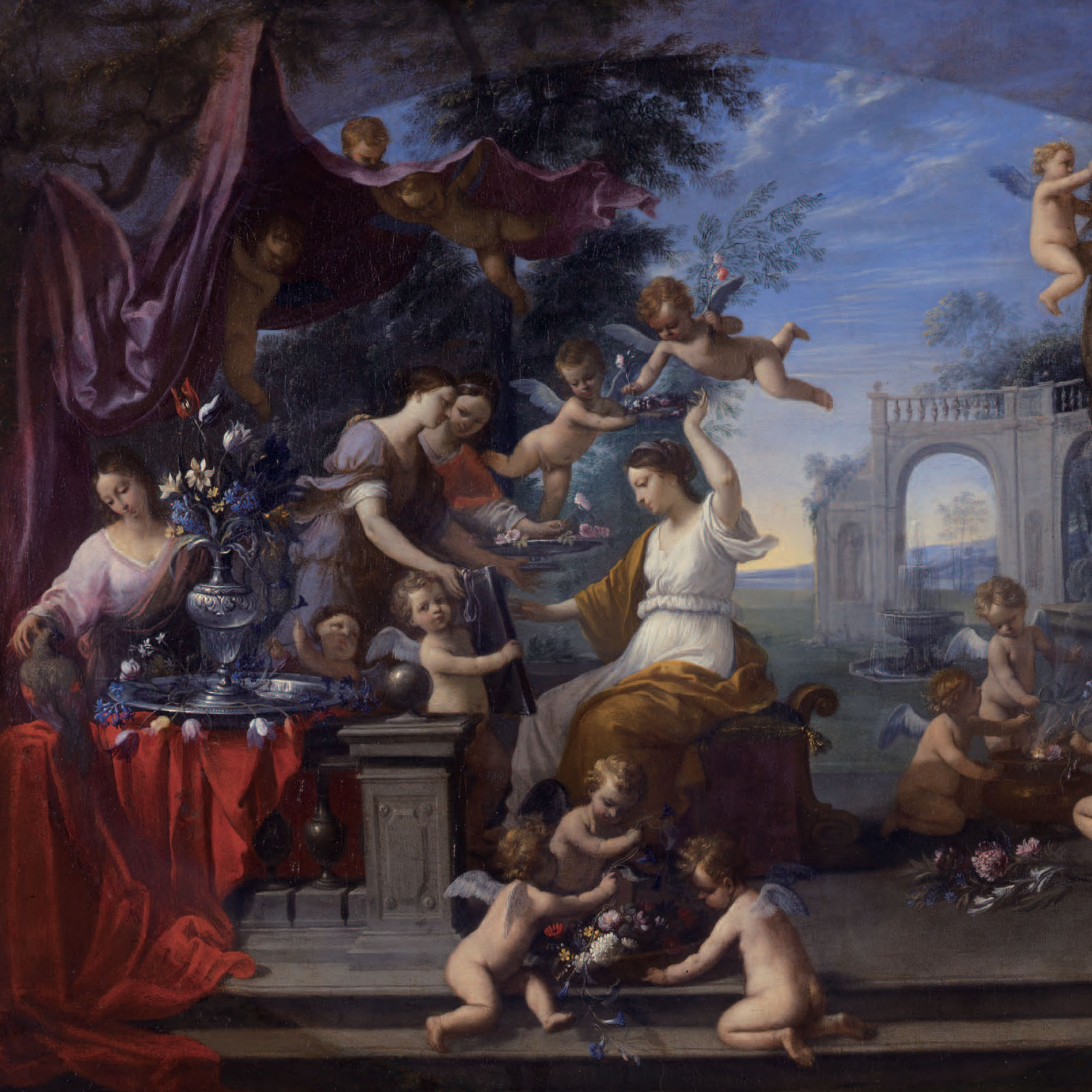 SPLENDOR OF EUROPEAN PAINTING EUROPEAN ART FROM THE XVI AND XVIII CENTURIES FROM THE GALLERIA SABAUDA