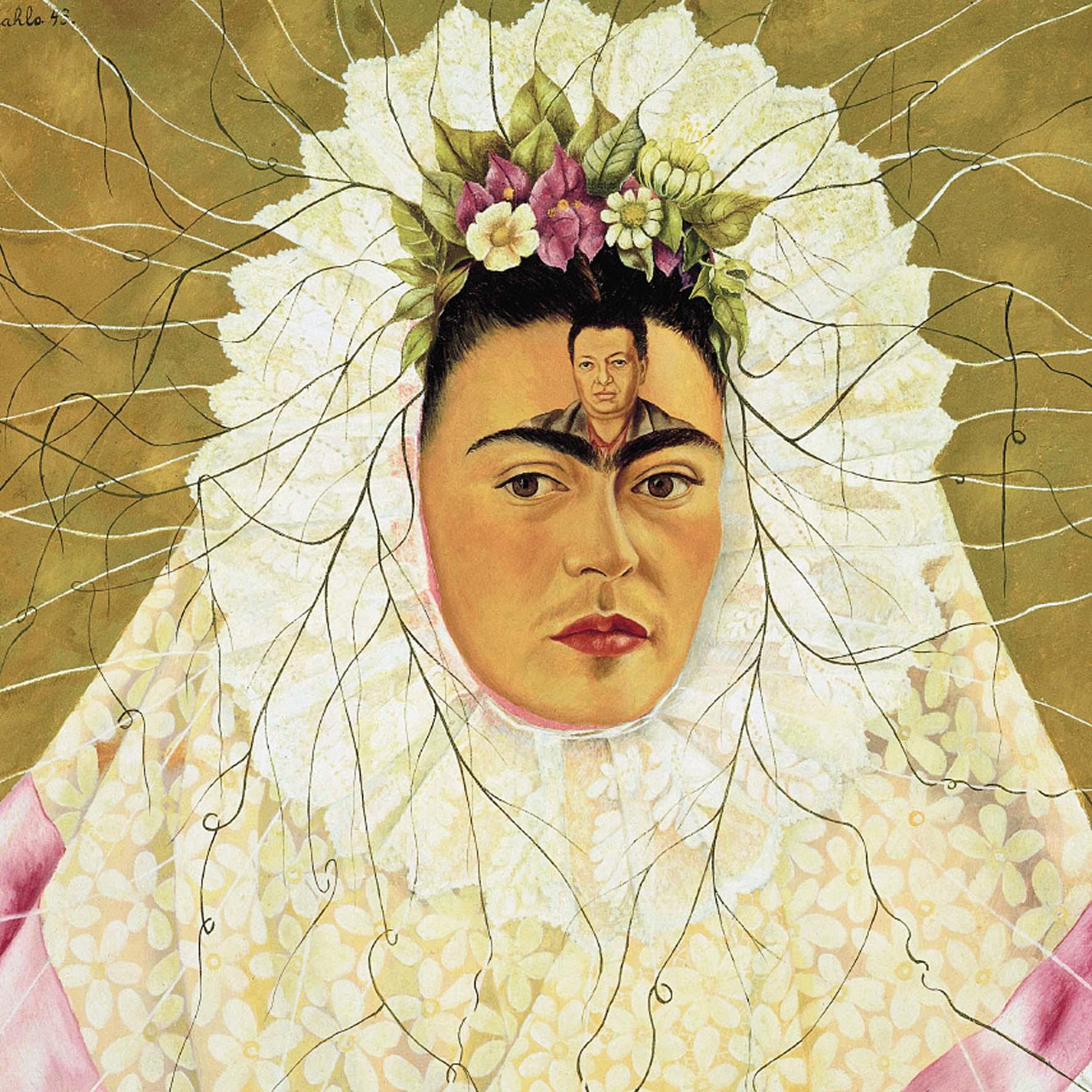 Frida Kahlo, Diego Rivera - Albuquerque
