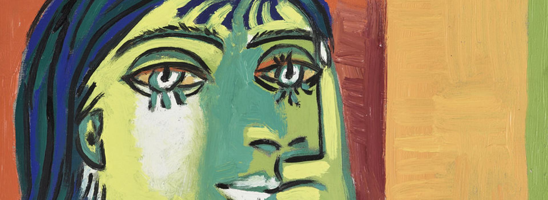 Picasso. Figures